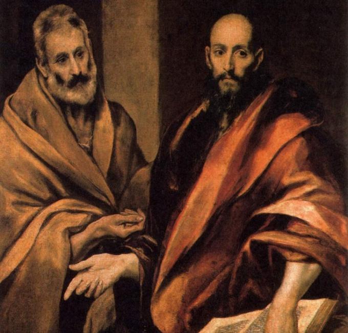 Кто из апостолов не был со Христом во время его земного служения