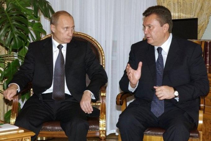 Чем закончилась встреча Путина и Януковича