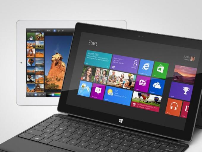 Каковы характеристики планшета Microsoft Surface