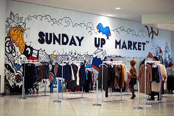 Что такое Sunday Up Market