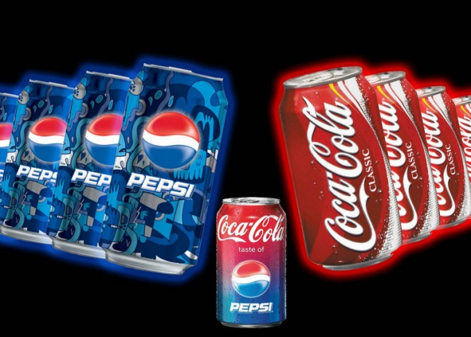 Кто и почему побеждает в битве Pepsi и Coca-Cola