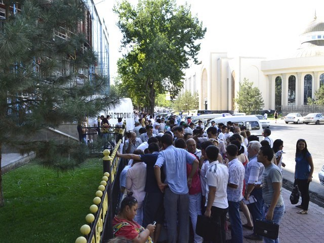 Почему МТС отключили сеть в Узбекистане