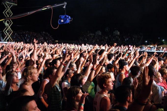 Как прошел концерт Red Hot Chili Peppers