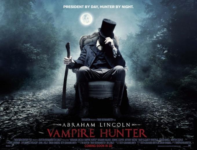 """О чем фильм """"Президент Линкольн. Охотник на вампиров"""""""
