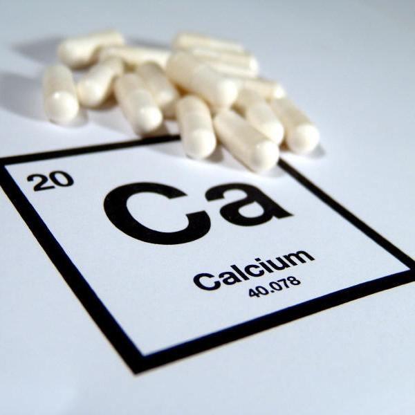 Для чего необходим глюконат кальция