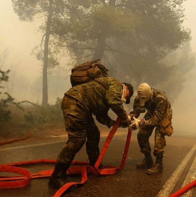 Почему произошел пожар в Туве