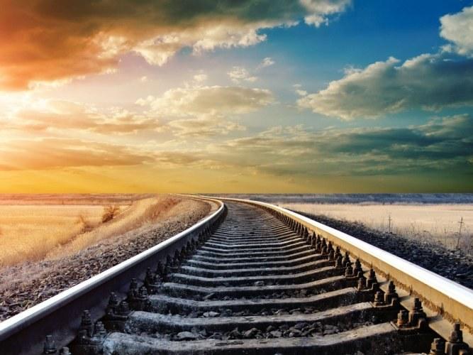 Как строятся в России железные дороги