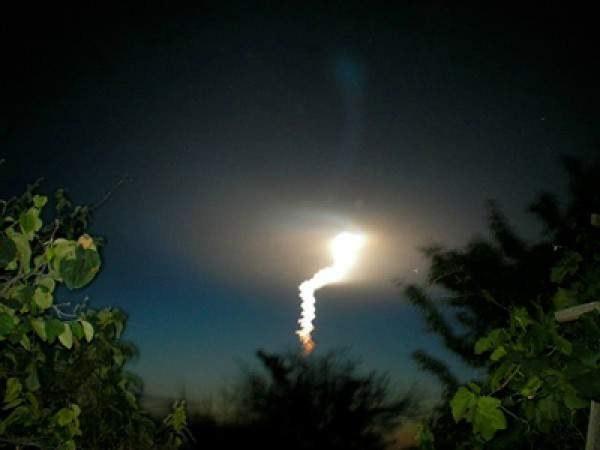 Что за НЛО видели в небе над Израилем и Грузией