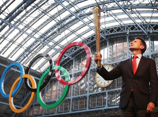Зачему нужна олимпийская символика