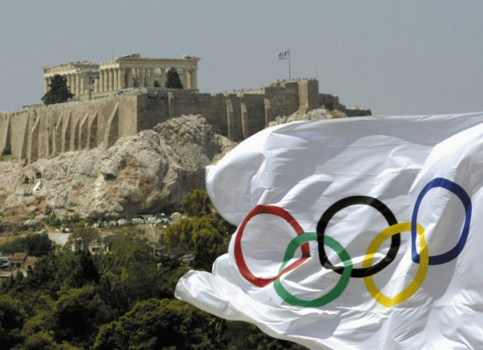 Как произошло возрождение Олимпийских игр