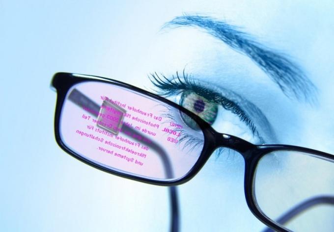 """Как будут работать """"очки будущего"""" от Google"""