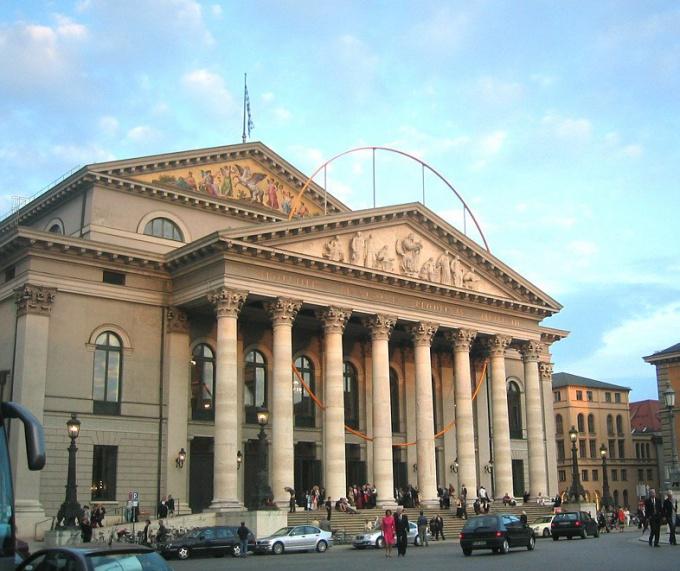 Как проходит Оперный фестиваль в Мюнхене
