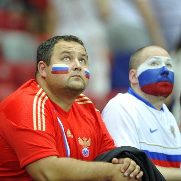 Почему наша сборная проиграла на Евро-2012