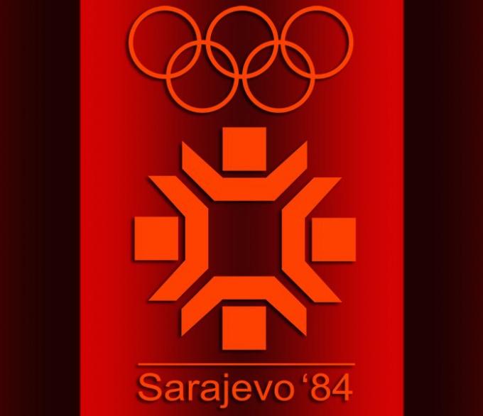 Зимняя Олимпиада 1984 года в Сараево
