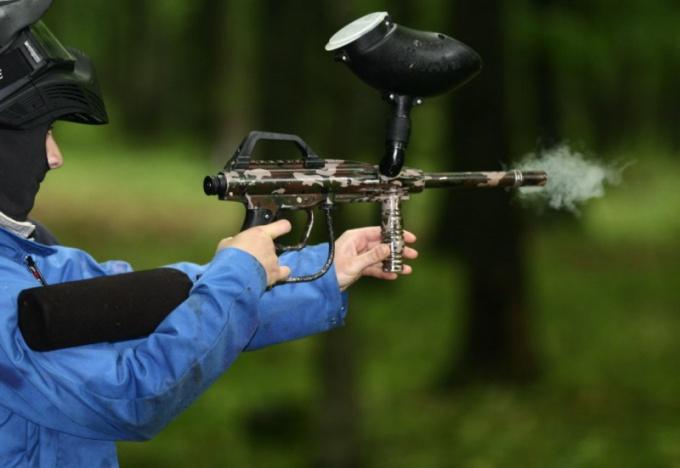 Летние олимпийские виды спорта: стрельба