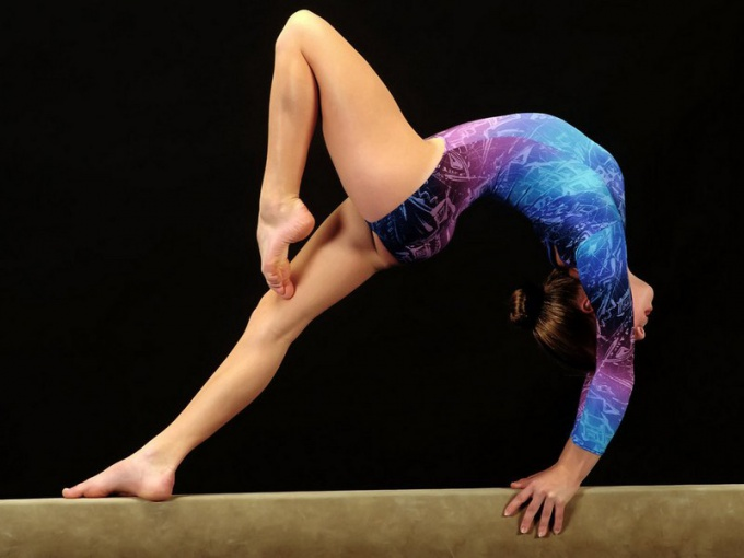 Летние олимпийские виды спорта: спортивная гимнастика