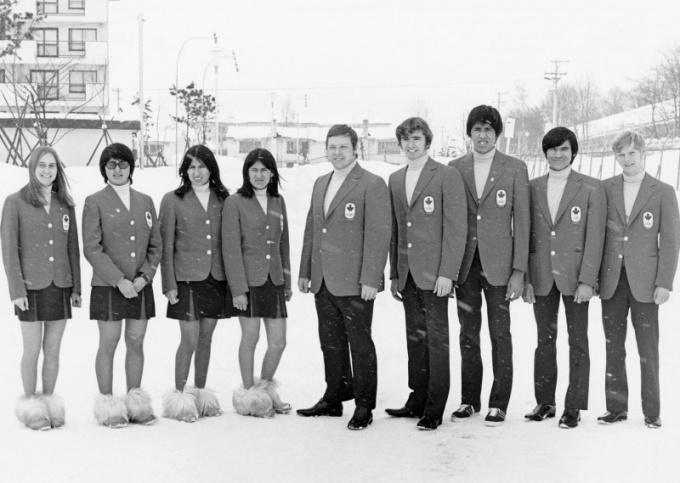 Зимняя Олимпиада 1972 года в Саппоро