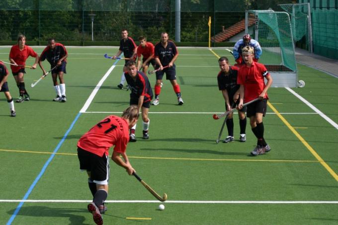 Летние олимпийские виды спорта: хоккей на траве