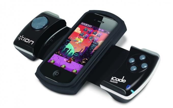 Что такое игровой контроллер iCade