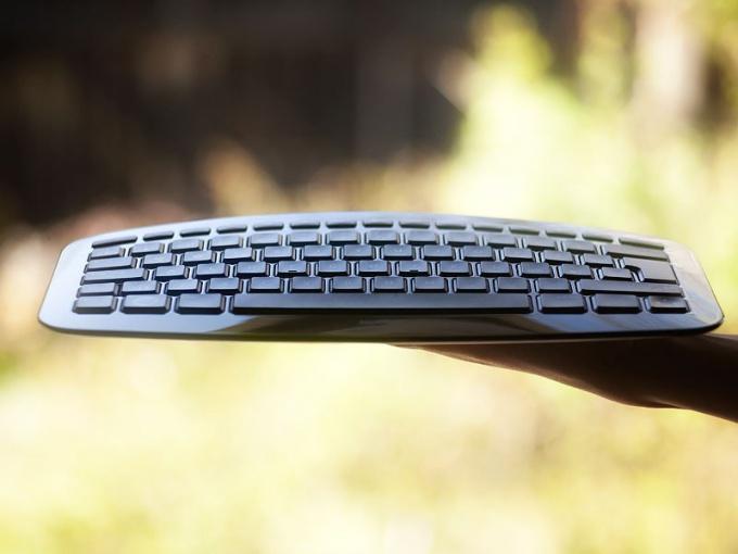 Как устроена новая клавиатура Microsoft