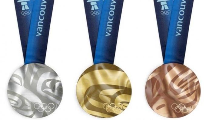Где хранятся Олимпийские медали