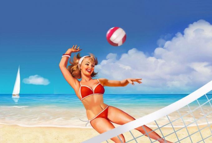 Каким видом спорта заняться летом