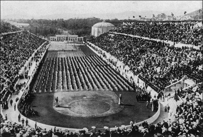 Как прошла Олимпиада 1900 года в Париже