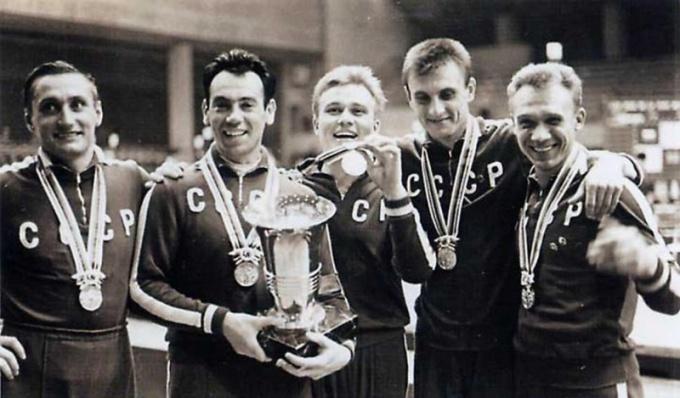 Как прошла Олимпиада 1964 года в Токио