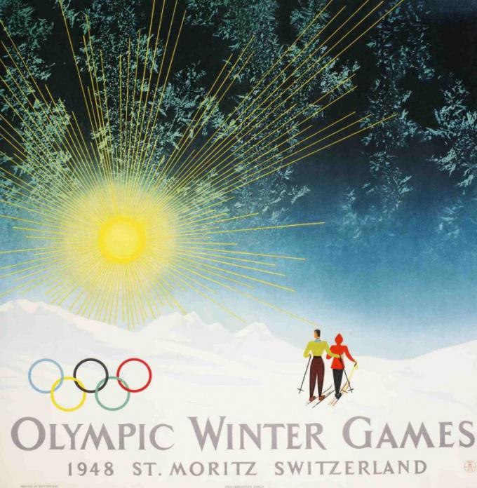 Где проходили V зимние Олимпийские игры 1948 года
