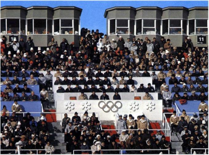 Где проходили Зимние Олимпийские игры 1972 года