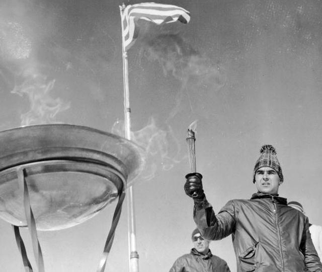 Зимняя Олимпиада 1968 года в Гренобле