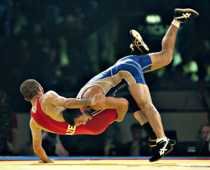 Летние олимпийские виды спорта: борьба