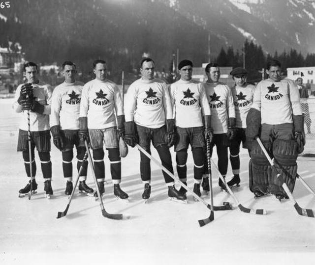 Зимняя Олимпиада 1924 года в Шамони