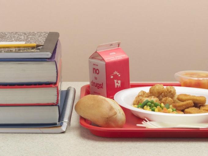 Как будут преподавать уроки здорового питания в школах