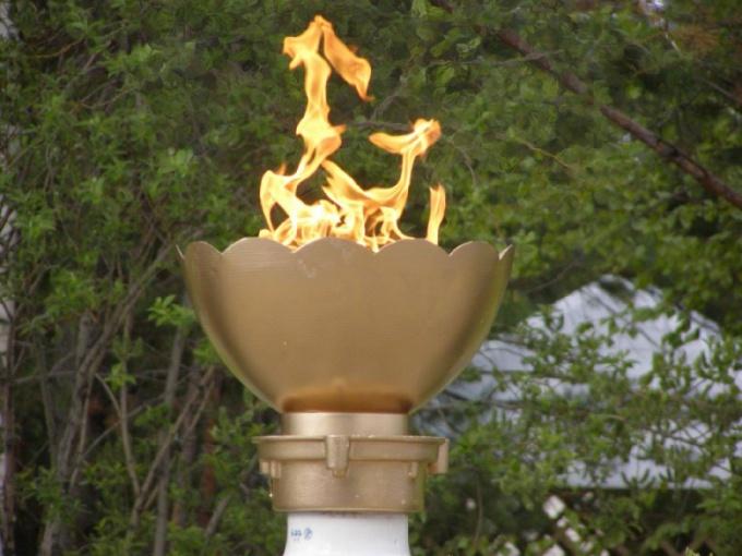 Почему зажигают Олимпийский огонь