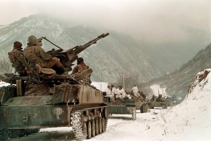 Как проходила война в Чечне