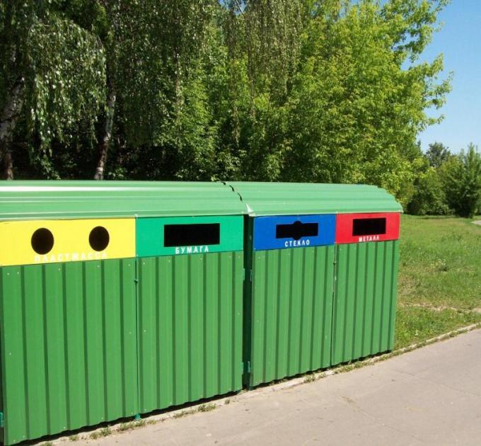 Почему в России не разделяют мусор