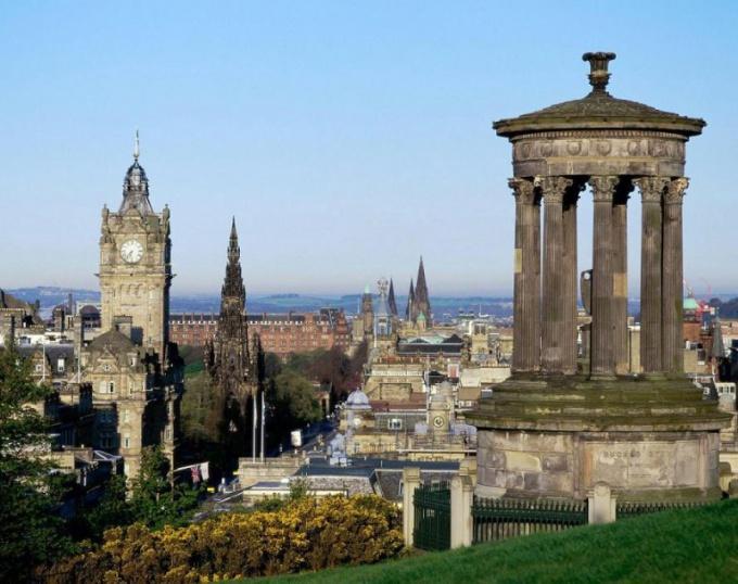 Как отмечают День независимости в Шотландии