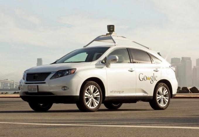 Как работаю беспилотники Google