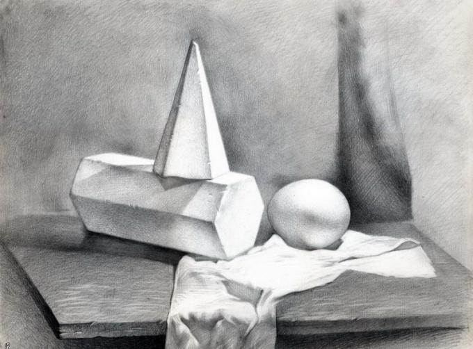 Как определить взаимную видимость геометрических фигур