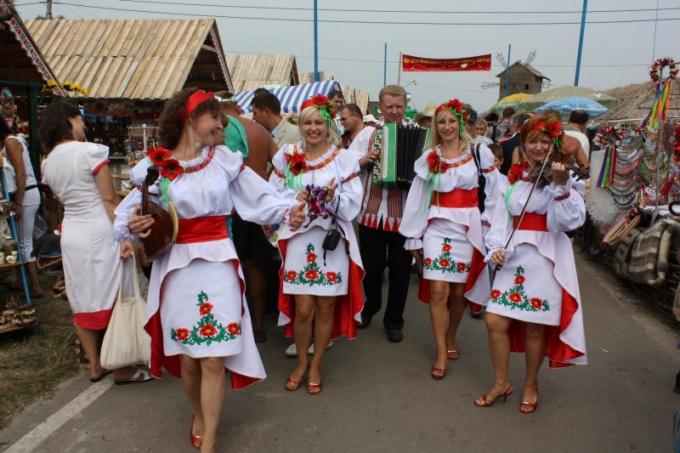 Как попасть на Сорочинскую ярмарку-2012