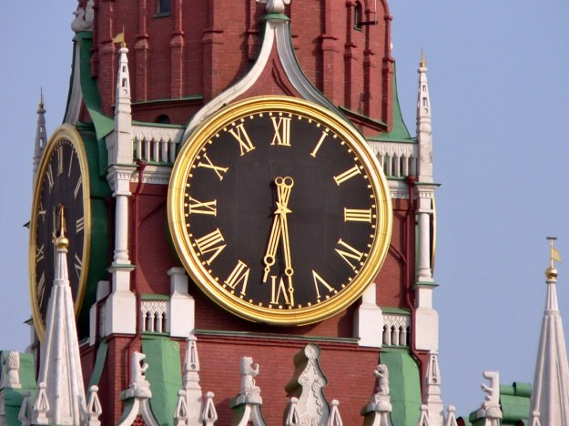 Как работают кремлевские куранты