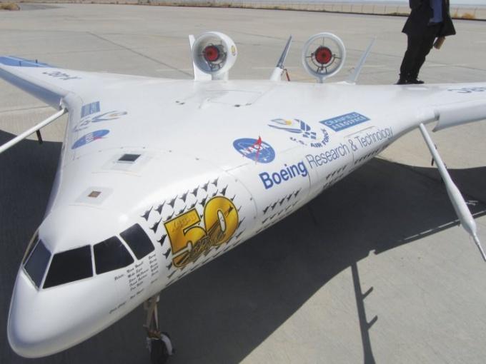 Как будет выглядеть самолет будущего от NASA и Boeing