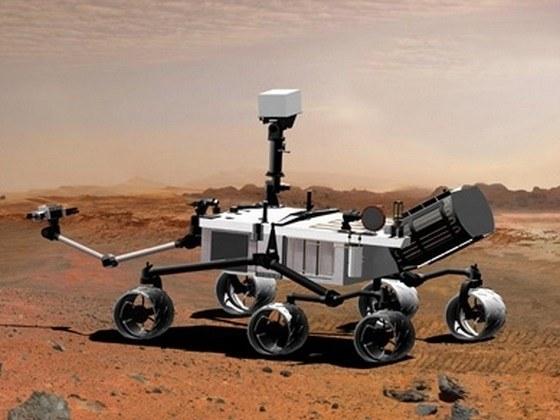 Как освоился космический аппарат Curiosity на Марсе