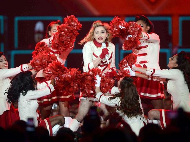 Как прошли концерты Мадонны в Москве и Санкт-Петербурге