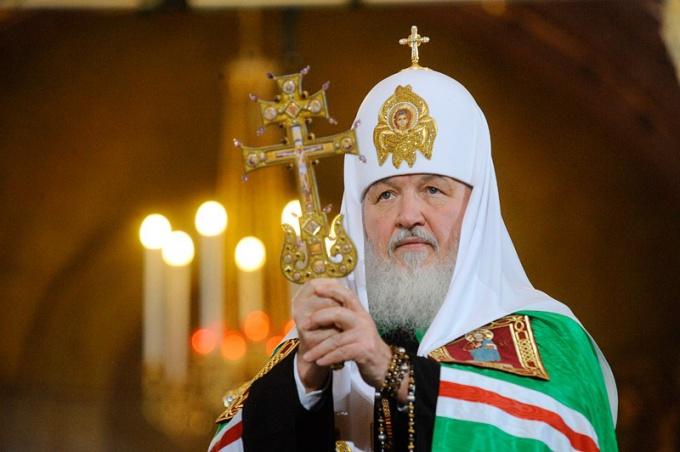 "За что Патриарху Кириллу вручили ""Серебряную калошу"""