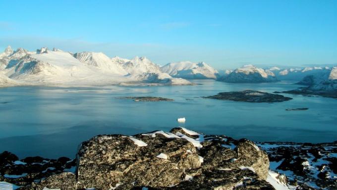 Что произошло с ледовой коркой в Гренландии