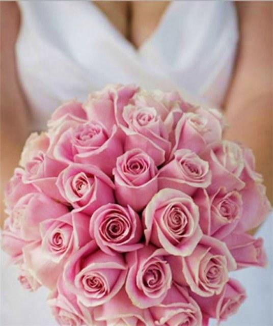 Как выбрать цветы для свадебного букета
