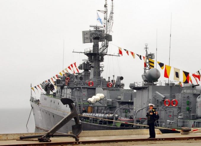 Как и где отмечают День Военно-морского флота