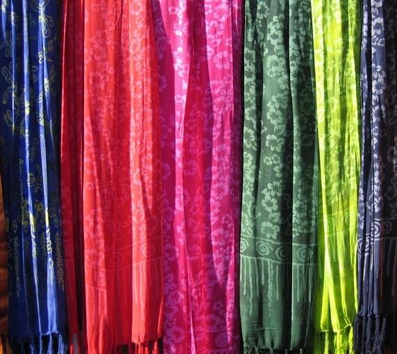 Какие цвета в моде в 2012 году